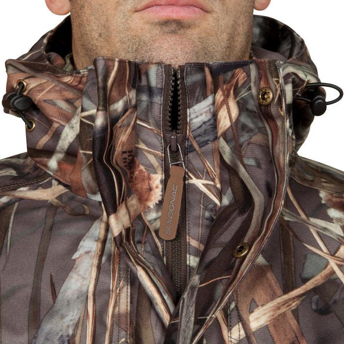 Veste chasse Sibir 300 camouflage marais - 474841