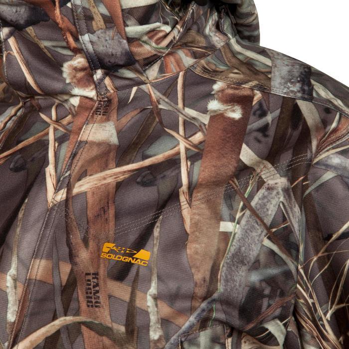 Veste chasse Sibir 300 camouflage marais - 474842