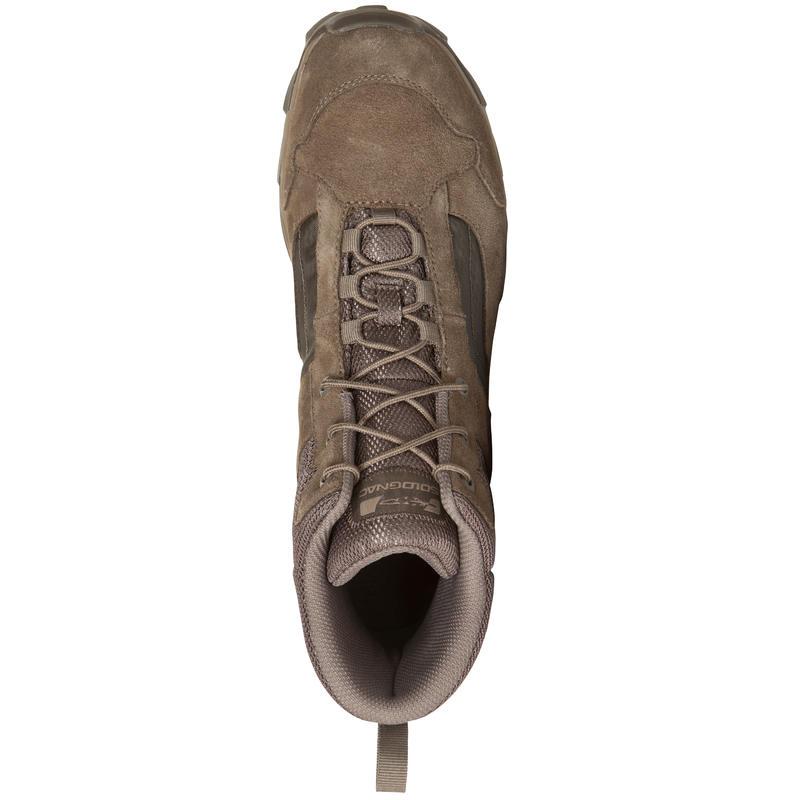 รองเท้าบูตส่องสัตว์น้ำหนักเบาและทนทานรุ่น Sporthunt 300 (สีเบจ)