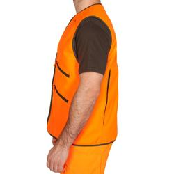 GILET SUPERTRACK 500 FLUO