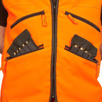 Supertrack 500 High Visibility Waistcoat