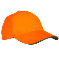 SUPERTRACK HUNTING CAP - ORANGE