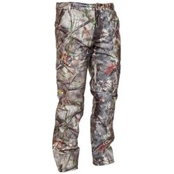 PANTALON IMPERMÉABLE CHAUD 520 CAMOUFLAGE MARRON