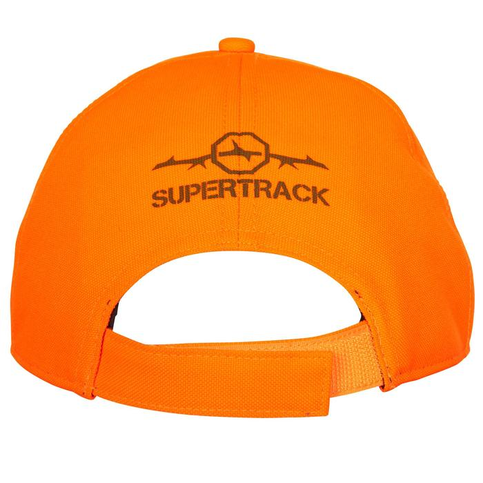 JAGD-SCHIRMMÜTZE SUPERTRACK ORANGE