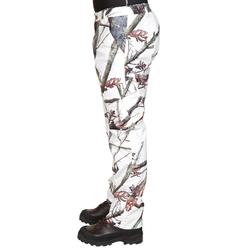 WARM WATERPROOF TROUSERS 520 SNOW CAMOUFLAGE