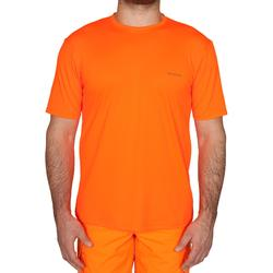 T-SHIRTCHASSE RESPIRANT 300 FLUO