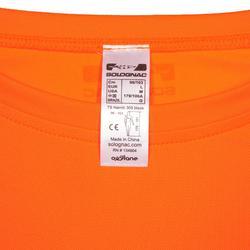Jagdshirt kurzarm 300 atmungsaktiv orange