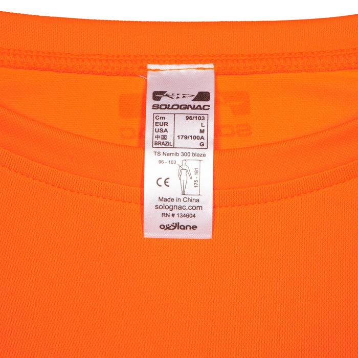 T-Shirt chasse Namib 300 fluo - 474944