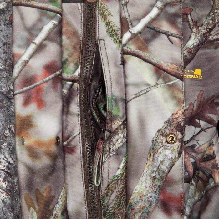 Veste chasse imperméable Posikam 300 - 474950