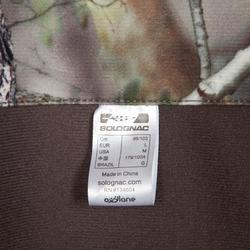 Jagds-Regenjacke warm3 in1 300 CAMOUFLAGE braun
