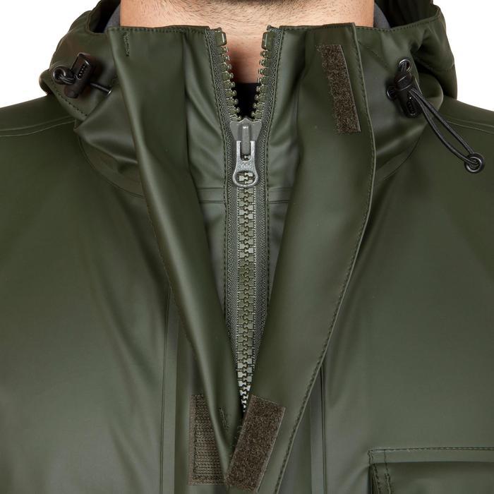 Jagd-Regenjacke 300 grün
