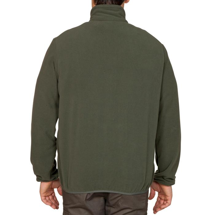 100 Hunting Fleece Green