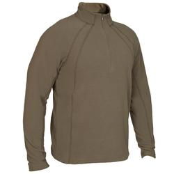 Camiseta Interior Caza Solognac Bgp 100 Manga Larga Verde
