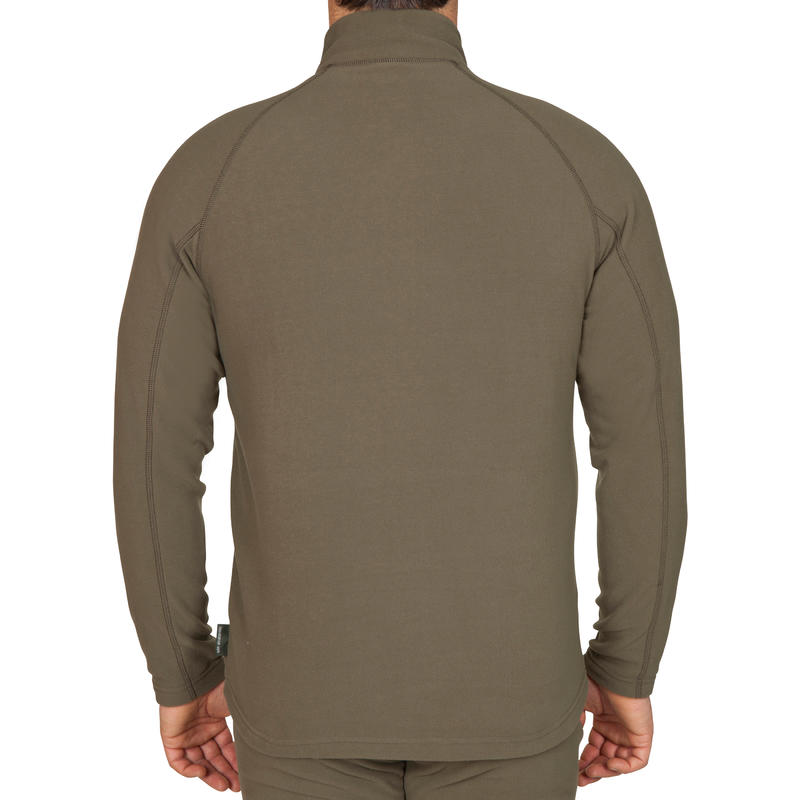 BASE LAYER TOP 100 GREEN