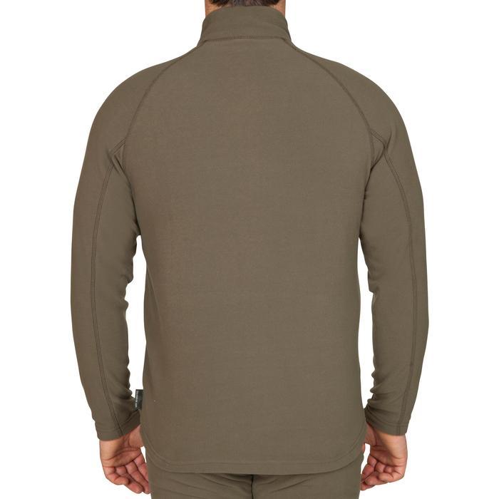 Ondershirt voor de jacht 100 groen