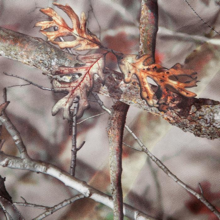 Jachtkrukje camouflage bruin