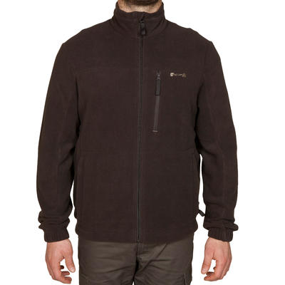 Hunting Fleece 300 - Brown