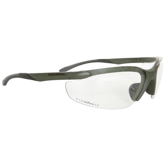 Schietbril voor de jacht neutraal