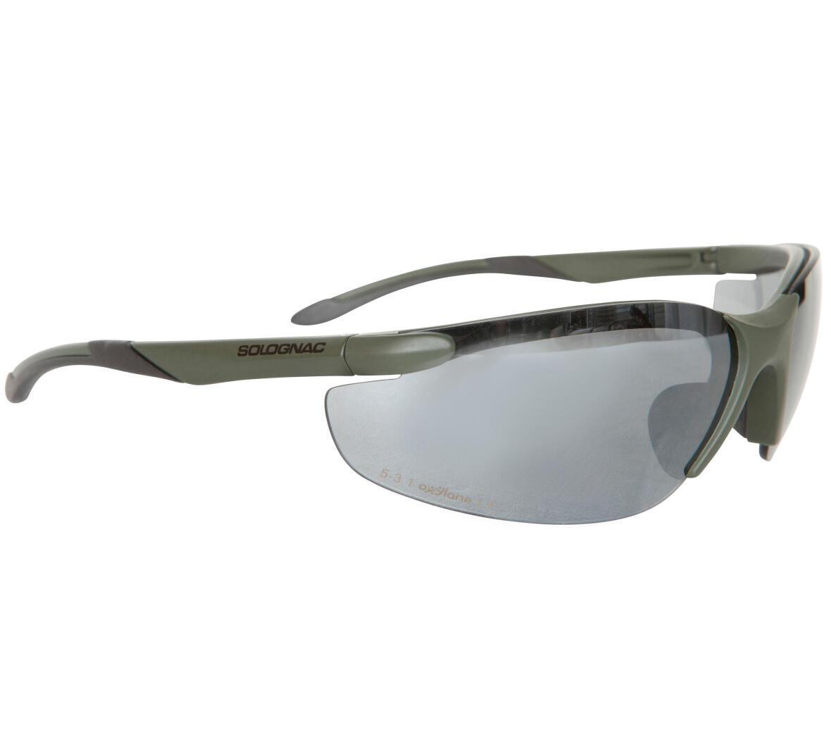 lunette solognac solaire vert