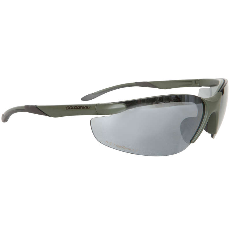 HEARING PROTECTION/GLASSES - PROTECTIVE SUNGLASSES SOLOGNAC