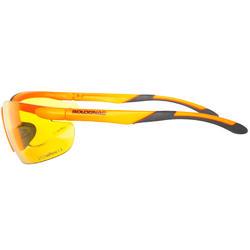 Schietbril getint/fluo - 475939