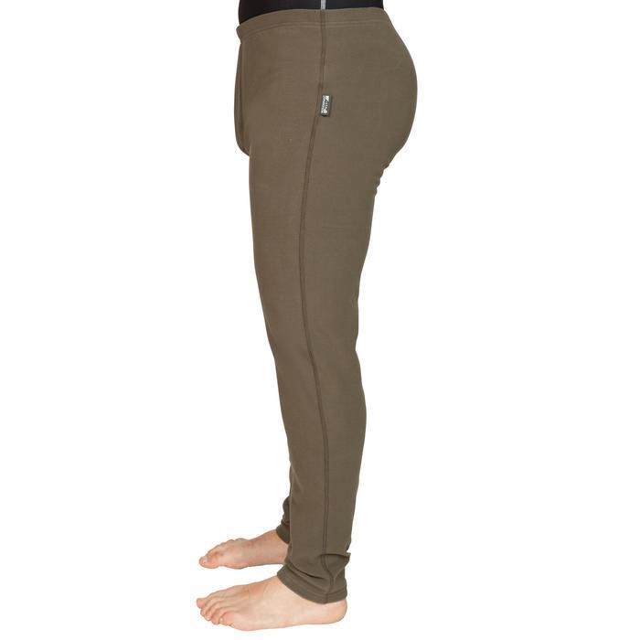 Jagd-Unterhose 100 lang grün