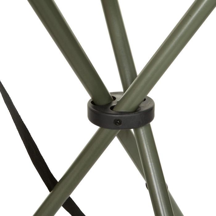 Trépied chasse télescopique camouflage marron - 475951
