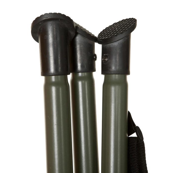 Trépied chasse télescopique camouflage marron - 475952