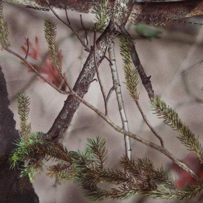 Табурет-тринога Kamo-BR для полювання складаний - Коричневий камуфляж