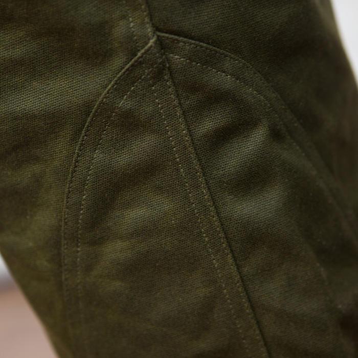Sobrepantalon Caza Solognac Inverness 300 Impermeable Verde