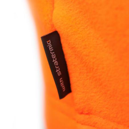100 Kid's Fleece Sweater - Orange