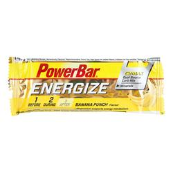 Barre énergétique ENERGIZE C2MAX banane 3x55g
