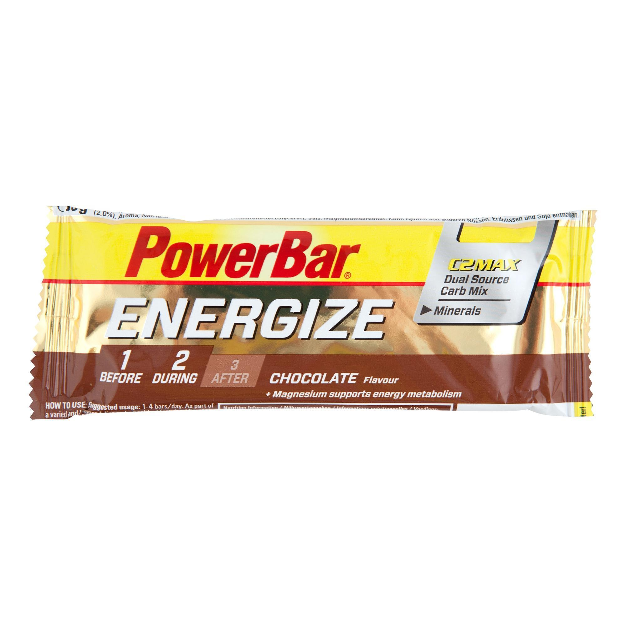 Powerbar Sportvoeding Energize Bar Chocolate 55gram