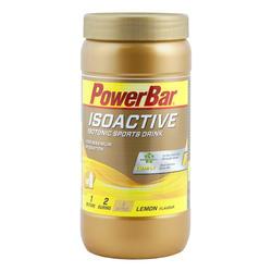Poeder voor isotone dorstlesser ISOACTIVE citroen 600 g