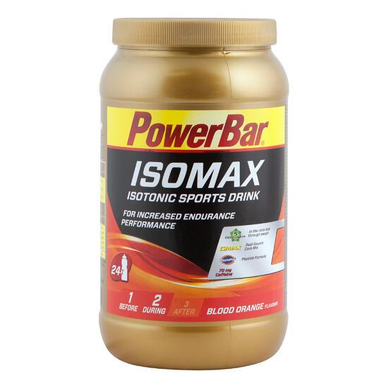 Poeder voor isotone dorstlesser Isomax bloedsinaasappel 1,2 kg - 476557