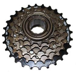 Opschroefbaar freewheel 7 versnellingen 14x28 TZ21