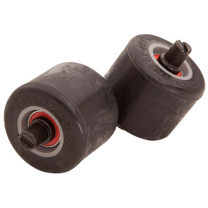 2 roues pour chaussures à roulettes HEELYS - 476895