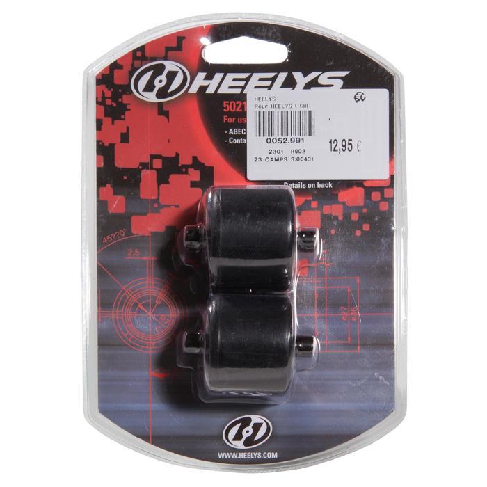 2 roues pour chaussures à roulettes HEELYS - 476901