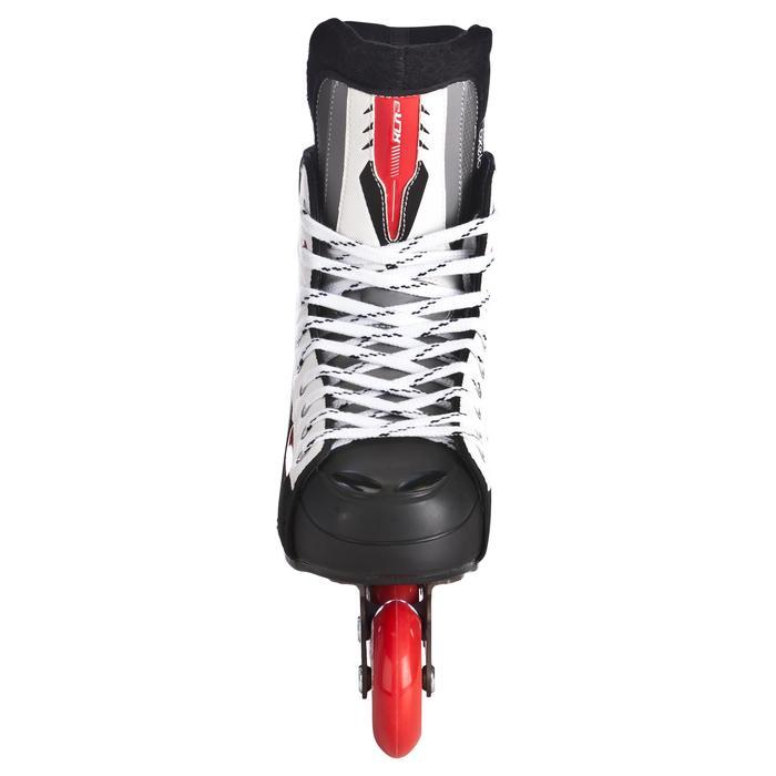 Hockey-Inliner XLR 3 Erwachsene hellgrau