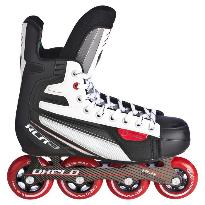 Rollers hockey adulto XLR3 gris claro