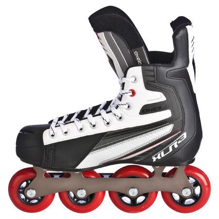 XLR 3 Adult Hockey Skates - Light Grey