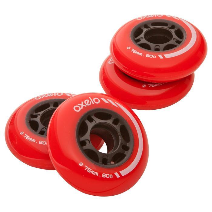 4 wielen inlinehockey