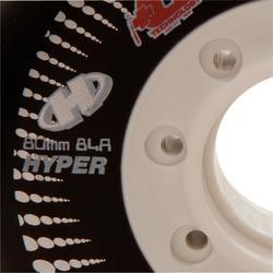 Inlinerrollen Freeride Concrete 80mm 84A 4 Stück schwarz oder weiß