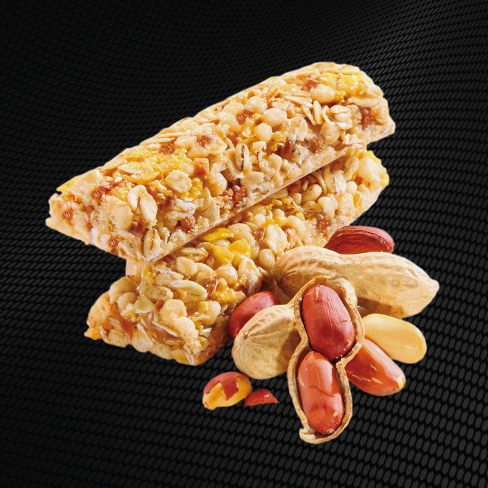 Barre de céréales salé CLAK cacahuète 6x21g - 478408