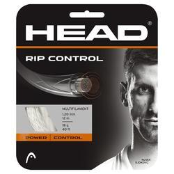 Tennisbesnaring Rip Control 1,30 mm multifilament naturel