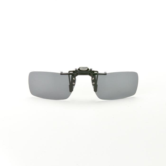 Clip adaptable sur lunettes de vue CLIP 120 L polarisant catégorie 3 - 479343