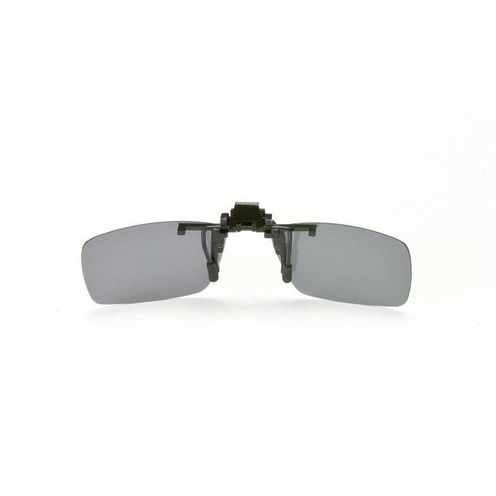 Clip adaptable sur lunettes de vue CLIP 120 L polarisant catégorie 3 - 479344