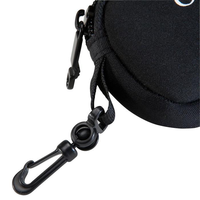Etui semi rigide néoprène pour lunettes CASE 500 S noir - 479352
