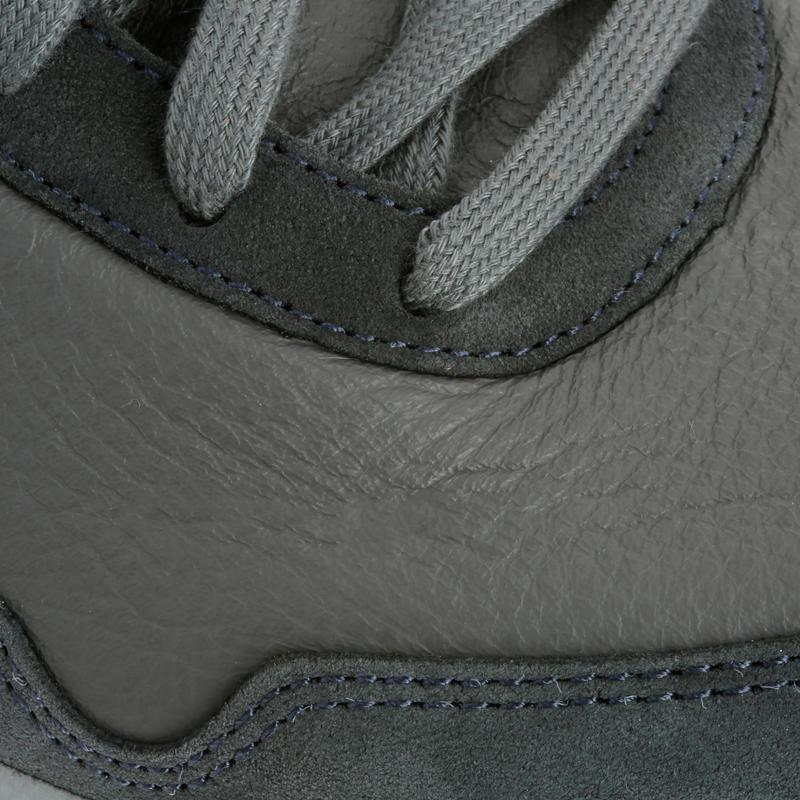 Ladylight summer women's everyday walking shoes - grey/blue