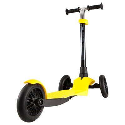 Base Patineta Scooter Oxelo B1 Niños Amarillo